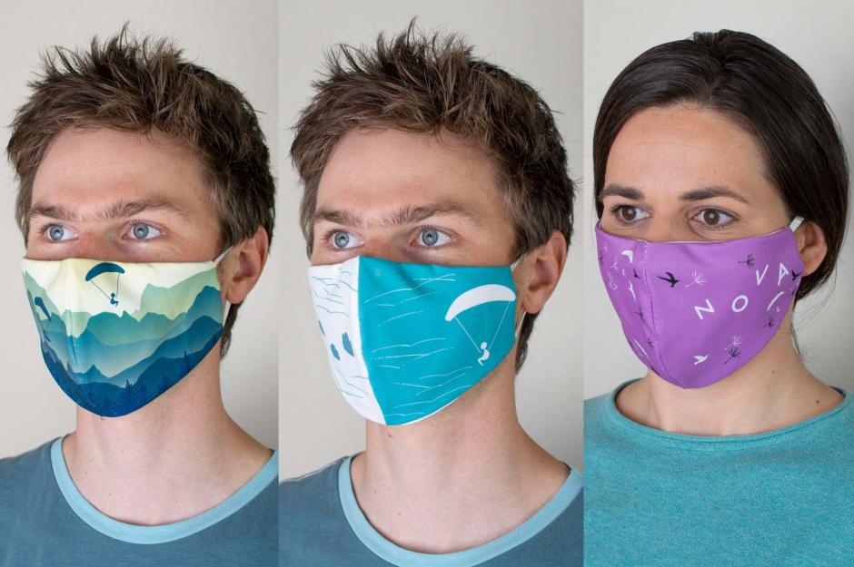 NOVAカジュアルマスク
