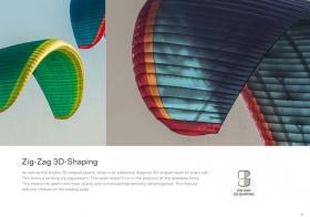Zig-Zag 3D-Shaping
